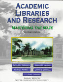 Academic Libraries And Research
