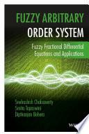 Fuzzy Arbitrary Order System