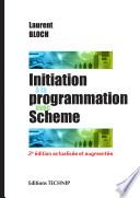 Initiation    la programmation avec Scheme