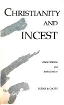 Christianity and Incest