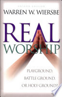 Ebook Real Worship Epub Warren W. Wiersbe Apps Read Mobile