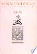 Renacimiento Revista de Literatura