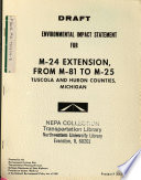 M-24 Extension, Tuscola/Huron Counties