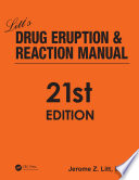 Litt s Drug Eruption and Reaction Manual  21st Edition