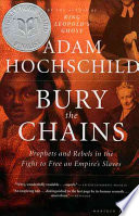 Bury The Chains book