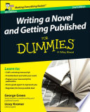 Writing a Novel and Getting Published For Dummies UK