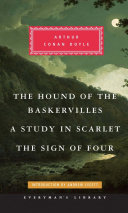 The Hound of the Baskervilles  a Study in Scarlet  the Sign of Four