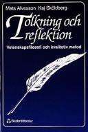 Tolkning och reflektion