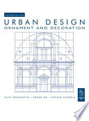 Urban Design  Ornament and Decoration