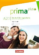 prima plus A2: Band 1. Arbeitsbuch mit CD-ROM