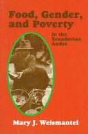 Food  Gender  and Poverty in the Ecuadorian Andes