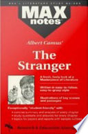 Stranger  the  MAXNotes Literature Study Guides
