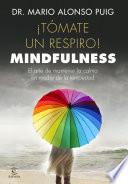 T  mate un respiro  Mindfulness