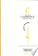 The New Cambridge English Course 4 Test Book