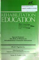 Rehabilitation Education