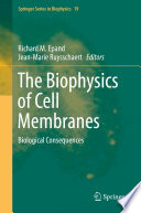 The Biophysics Of Cell Membranes book