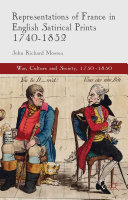 download ebook representations of france in english satirical prints 1740-1832 pdf epub