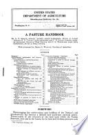 A Pasture Handbook