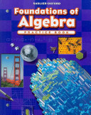 Foundations of Algebra Practice Book