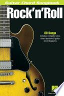 Rock  n  Roll   Guitar Chord Songbook