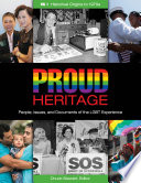Proud Heritage People Issues And Documents Of The Lgbt Experience 3 Volumes