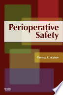 Perioperative Safety