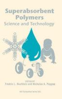 Superabsorbent Polymers