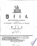 Isis oder Encyclopädische Zeitung
