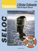 Seloc Yamaha Outboards 1997 03 Repair Manual All 2 Stroke Engines