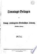 K Niglich Privilegirte Berlinische Zeitung Von Staats Und Gelehrten Sachen