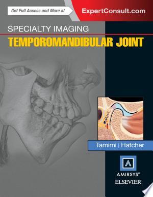 Specialty Imaging: Temporomandibular Joint - Isbn:9780323442978 img-1