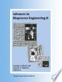 Advances in Bioprocess Engineering