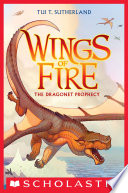 Wings of Fire Book One  The Dragonet Prophecy