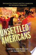 Unsettled Americans Book PDF