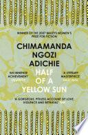 Half Of A Yellow Sun : of the orange broadband prize...