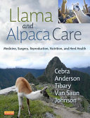 Llama and Alpaca Care - E-Book