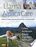 Llama and Alpaca Care
