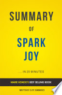 Spark Joy  by Bren   Brown   Summary   Analysis