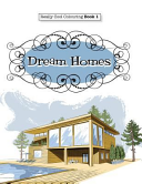 Really Cool Colouring Book 1  Dream Homes   Interiors
