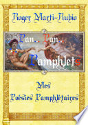 illustration PAN..! PAN..! PAMPHLETS MES POESIES PAMPHLETAIRES