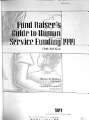 Fund Raiser's Guide to Human Service Funding