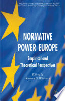 Normative Power Europe