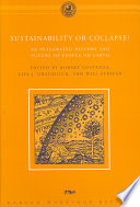 Sustainability Or Collapse