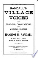 Randall s Village Voices