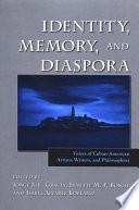 Identity Memory And Diaspora