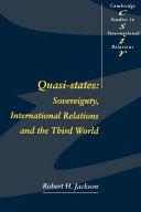 Quasi-States