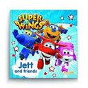 Super Wings   Jett and Friends Book PDF