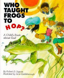 Ebook Who taught frogs to hop? Epub Robert D. Ingram,June Goldsborough Apps Read Mobile