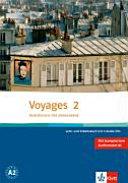 Voyages   Franz  sisch f  r Erwachsene  2  A2   Lehr  und Arbeitsbuch   Audio CD zum Lektionsteil