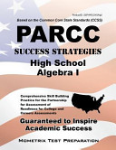 Parcc Success Strategies High School Algebra I Study Guide